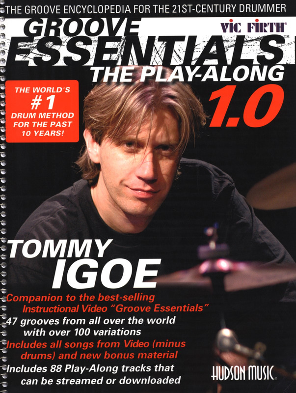 Tommy Igoe: Groove Essentials – The Play-Along 1.0