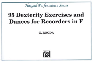 G. Rooda: 95 Dexterity Exercises and Dances