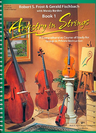 Robert S. Frost: Artistry In Strings 1 - Streicherschule