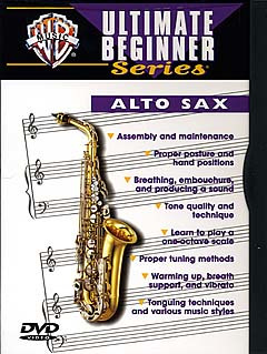 Alto Sax - Ultimate Beginner Series