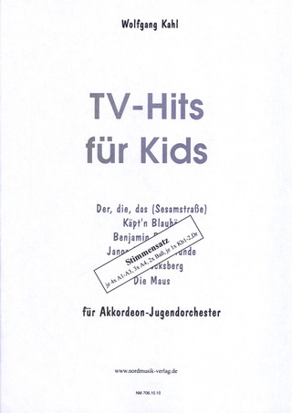 Wolfgang Kahl: Tv Hits Fuer Kids