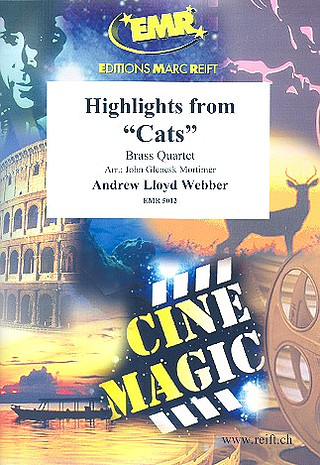 Webber, Andrew L.: Highlights from Cats