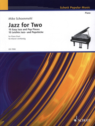 Mike Schoenmehl: Jazz for Two