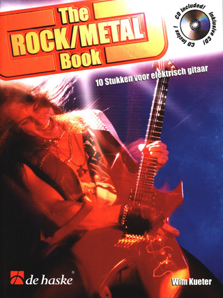 Wim Kueter: The Rock/Metal Book