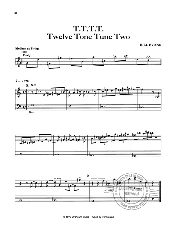 Fake Book From Bill Evans Buy Now In Stretta Sheet Music Shop