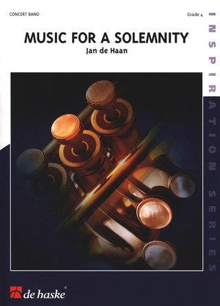 Jan de Haan: Music For A Solemnity - A Tribute To John Williams