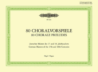 80 Choral Preludes