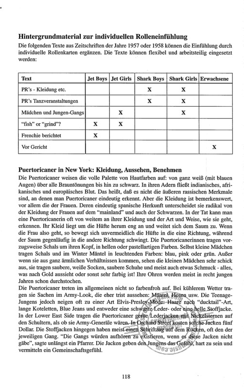 Kosuch M. / Stroh W. M.: West Side Story (7)
