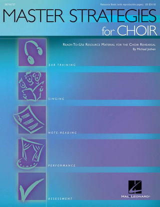Michael Jothen: Master Strategies for Choir