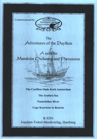 Charlton Richard: The Adventures Of The Duyfken
