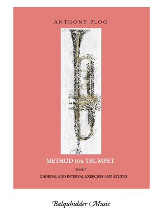 Anthony Plog: Method for Trumpet Book 7