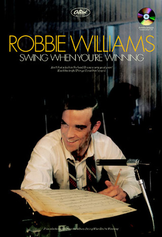 Robbie Williams: Robbie Williams Swing When You're Winning Bk/Cd