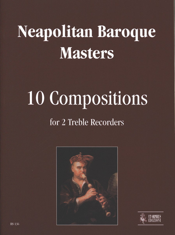 10 Compositions for 2 Treble Recorders