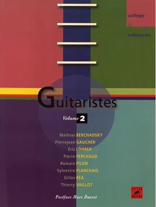 Pierrejean Gaucher: Guitaristes 2