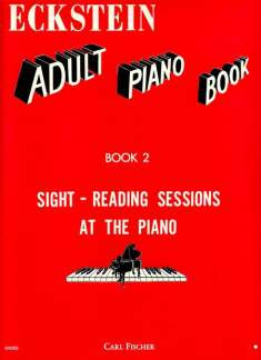 Eckstein Maxwell: Adult Piano Book 2