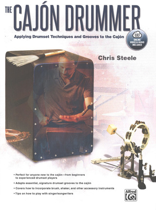Chris Steele: The Cajón Drummer