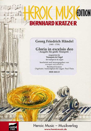 George Frideric Handel: Gloria in excelsis Deo