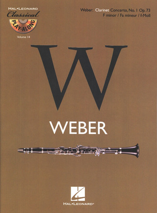 Carl Maria von Weber: Clarinet Concerto No. 1 in F minor op. 73