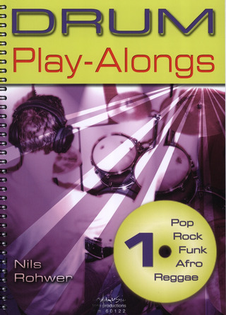 Nils Rohwer: Drum Play Alongs 1