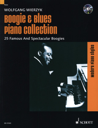 Wolfgang Wierzyk: Boogie & Blues Piano Collection