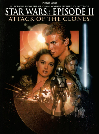 John Williams: Star Wars: Episode II – Attack of the Clones