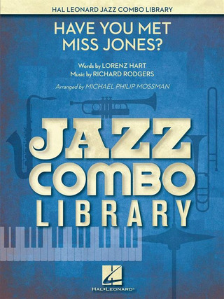 Richard Rodgers et al.: Have You Met Miss Jones?