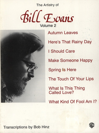 Bill Evans: The Artistry Of 2