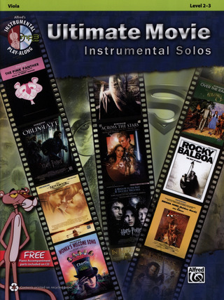 Ultimate Movie Instrumental Solo