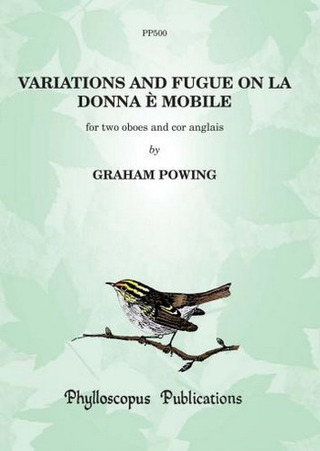 Powing Graham: Variations And Fugue On La Donna E Mobile