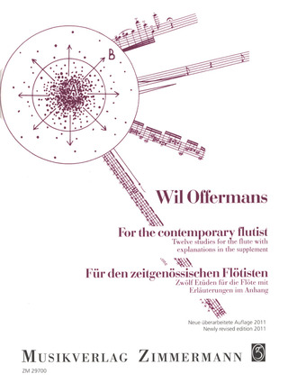 Wil Offermanns: For the contemporary flutist