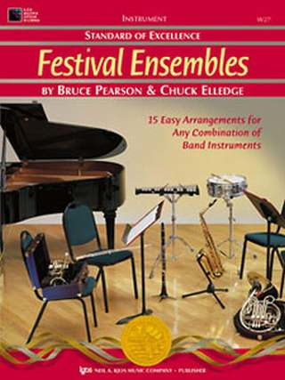 Standard Of Excellence - Festival Ensembles
