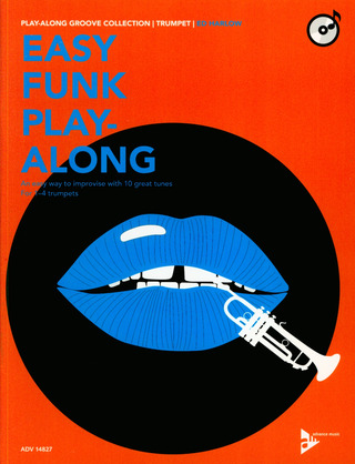 Ed Harlow: Easy Funk Play-Along