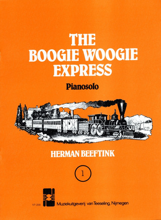 Herman Beeftink: The Boogie Woogie Express 1