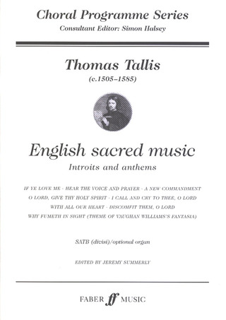 Thomas Tallis: English Sacred Music – Introits and Anthems
