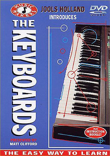 Holland Jools: Music Makers Jools Holland Introduces Keyboard Easy Way To Learn Dvd