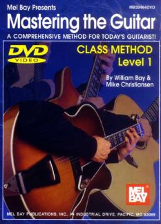 Mastering The Guitar Class Method 1