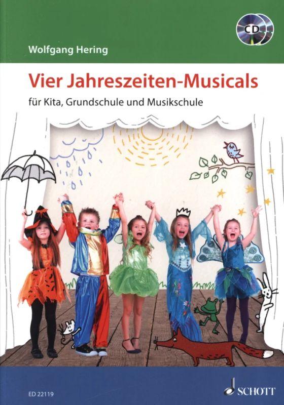 vier jahreszeitenmusicals from wolfgang hering  buy now