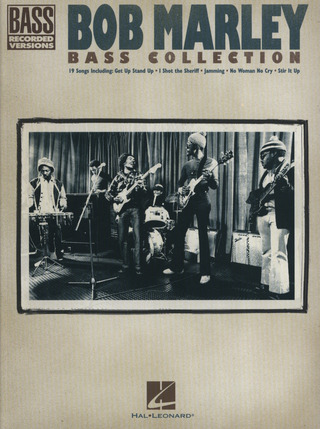 Bob Marley: Bob Marley Bass Collection Bass Recorded Versions
