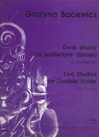 Grażyna Bacewicz: 2 Studies For Double Notes