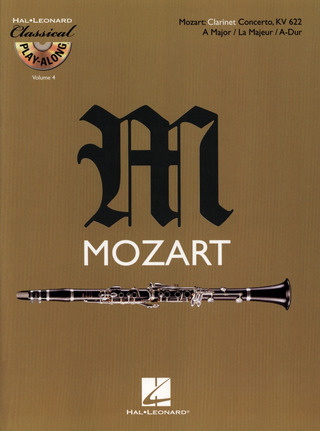 Wolfgang Amadeus Mozart: Clarinet Concerto in A Major KV 622