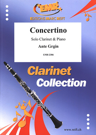 Grgin, Ante: Concertino