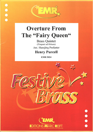 "Henry Purcell: Ouvertüre aus ""The Fairy Queen"""