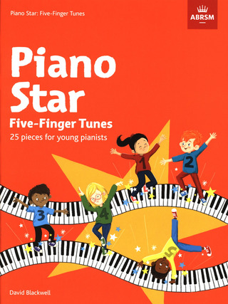 ABRSM Piano Star – Five-Finger Tunes