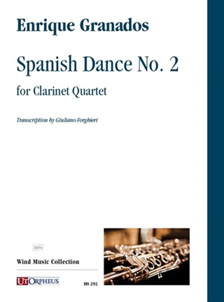 Enrique Granados: Spanish Dance No. 2