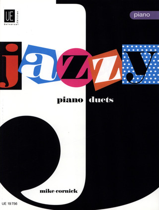Mike Cornick: Jazzy Piano Duets 1
