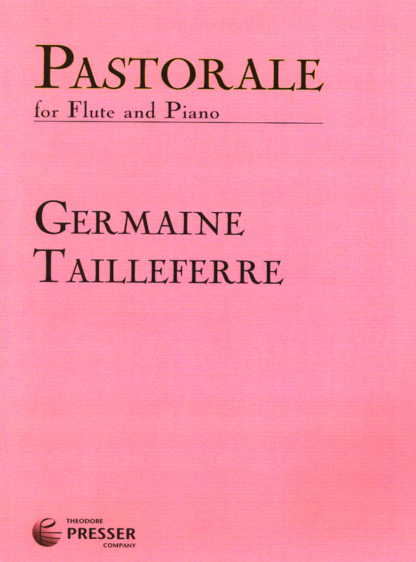 Tailleferre Germaine: Pastorale