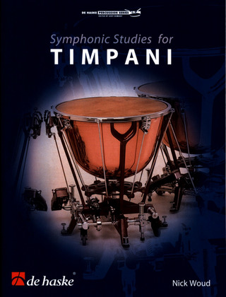 Nick Woud: Symphonic Studies for Timpani