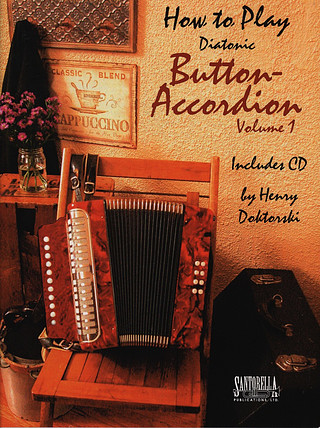 Henry Doktorski: How to Play Diatonic Button Accordion