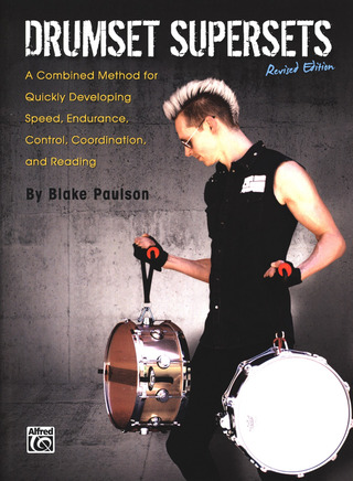 Blake Paulson: Drumset Supersets