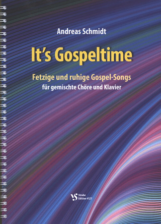Andreas Schmidt: It's Gospeltime